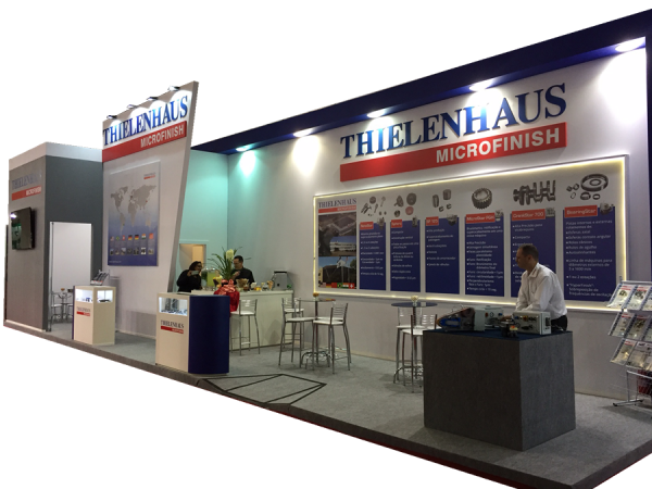 Thielenhaus Stand at FEIMAFE 2017
