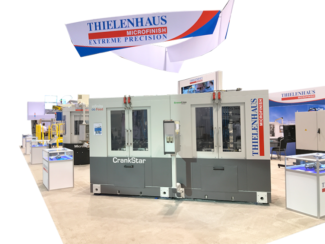 Thielenhaus Stand at IMTS 2018