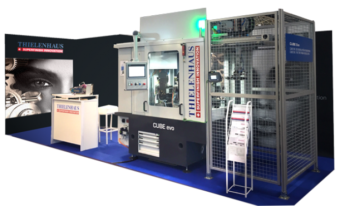Thielenhaus Stand at Industry Lyon
