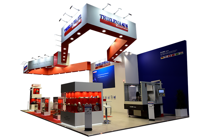 Thielenhaus Stand at AMB 2018