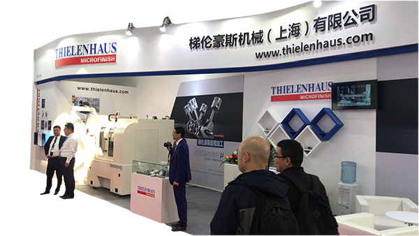 Thielenhaus Stand at CIMT 2019