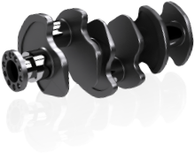 Crankshaft Microfinish Superfinish