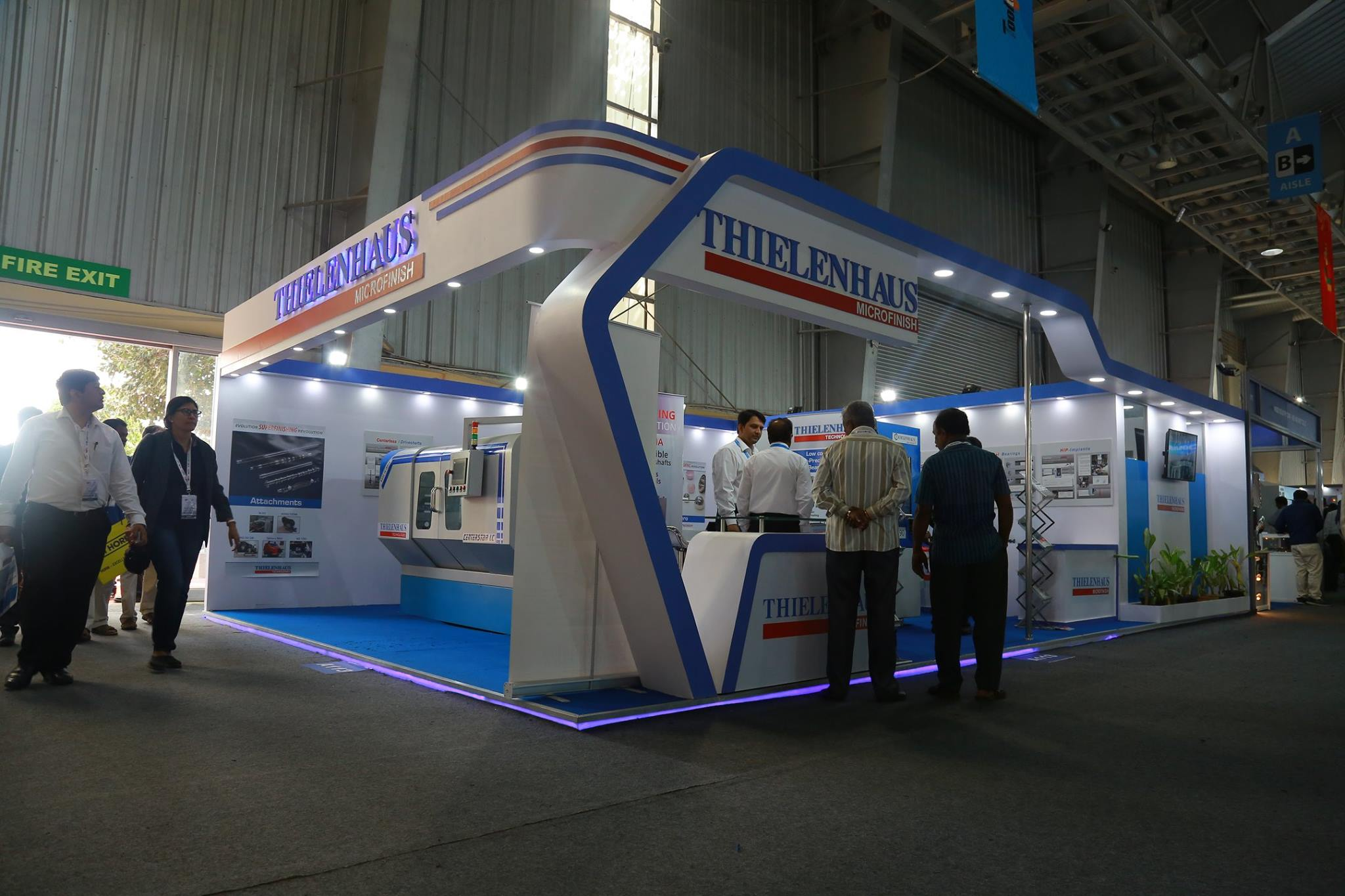 imtex-booth